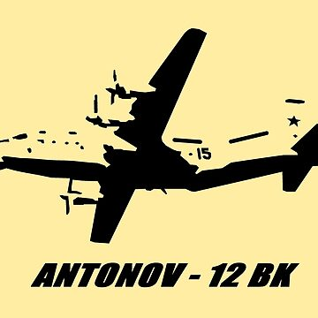 Antonov-12 by sibosssr