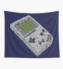 Gameboy Wall Tapestry