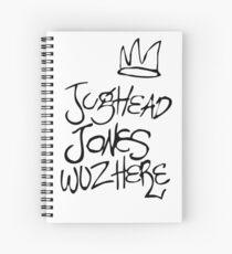 Cuaderno de espiral Jughead Jones Wuz Here