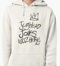 Jughead Jones Wuz Here Pullover Hoodie