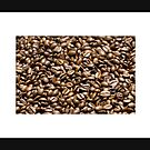 Coffee background by MelaB