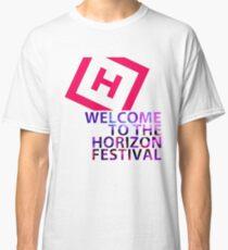 """Horizon """"H"""" Classic T-Shirt"""