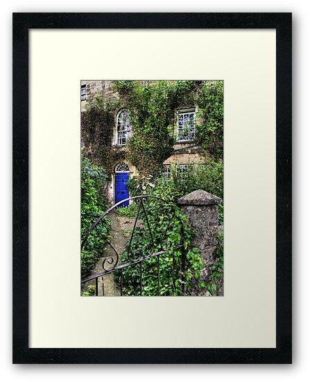 """The Garden Cottage"" by Bradley Shawn  Rabon"