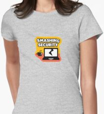 Smashing Security Women's Fitted T-Shirt