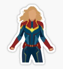 captain Sticker