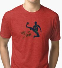 DARE TO ZLATAN 5 Tri-blend T-Shirt