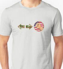 sonic boom - Guile Unisex T-Shirt