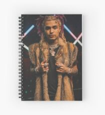 Lil Pump Spiral Notebook