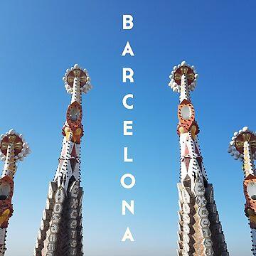 Barcelona, Sagrada Familia, Gaudí! de FreakC