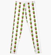 Cute Little Cactus Leggings