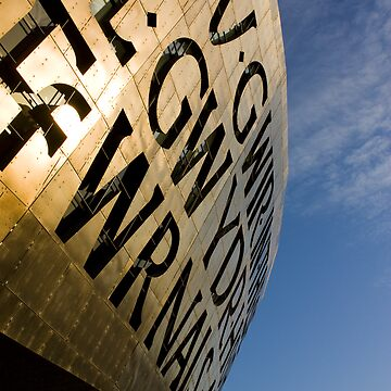 The Wales Millennium Centre by AndeanGnat