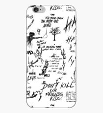 XXXTENTACION TAGS iPhone Case
