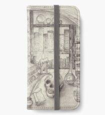 Laboratory iPhone Wallet/Case/Skin