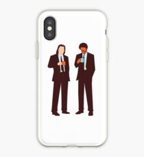 Schundliteratur iPhone-Hülle & Cover
