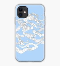 Ladies surfer iPhone-Hülle & Cover