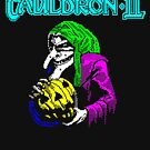 Gaming [ZX Spectrum] - Cauldron II: The Pumpkin Strikes Back by ccorkin