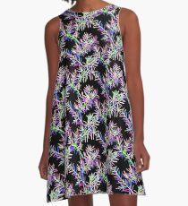 sea buckthorn A-Line Dress