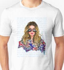 Alexis ew David Unisex T-Shirt