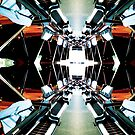 Piano Kaleidoscope Upside Down by Jerald Simon (Music Motivation - musicmotivation.com) by jeraldsimon