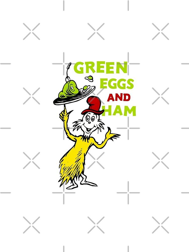 Grünes Ei und Schinken von Wanderlust40