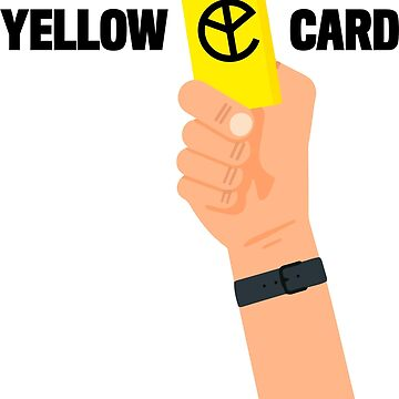 Yellow Card by AndresS