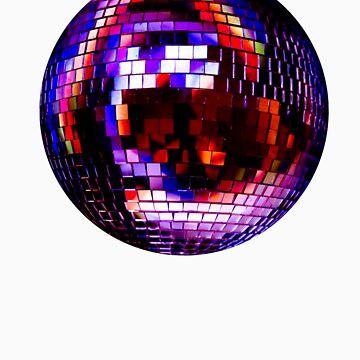 Shiny disco ball by RobinNeilly
