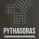 PYTHAGORAS - Mathematicians Collection by Hydrogene
