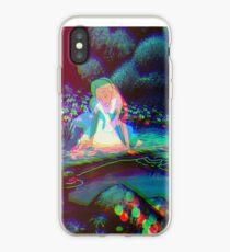 Alice in Wonderland Trippy iPhone Case