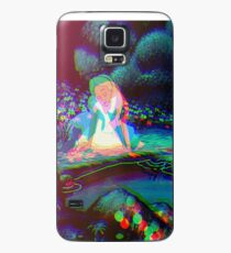 Alice in Wonderland Trippy Case/Skin for Samsung Galaxy