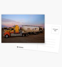 Big Rig at Lyndhurst Postcards