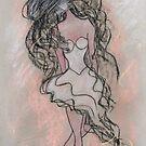 Der Schleier der Schande ... Ein Opfer zu beschämen und zu verspotten ist nie in Ordnung .... von Art-by-Renate