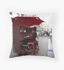 Music for the Masses Throw Pillow