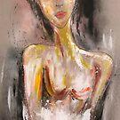 Schweigende Frauen schweigen Gerechtigkeit .... von Art-by-Renate