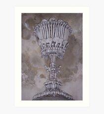 Bone Ossuary Art Print
