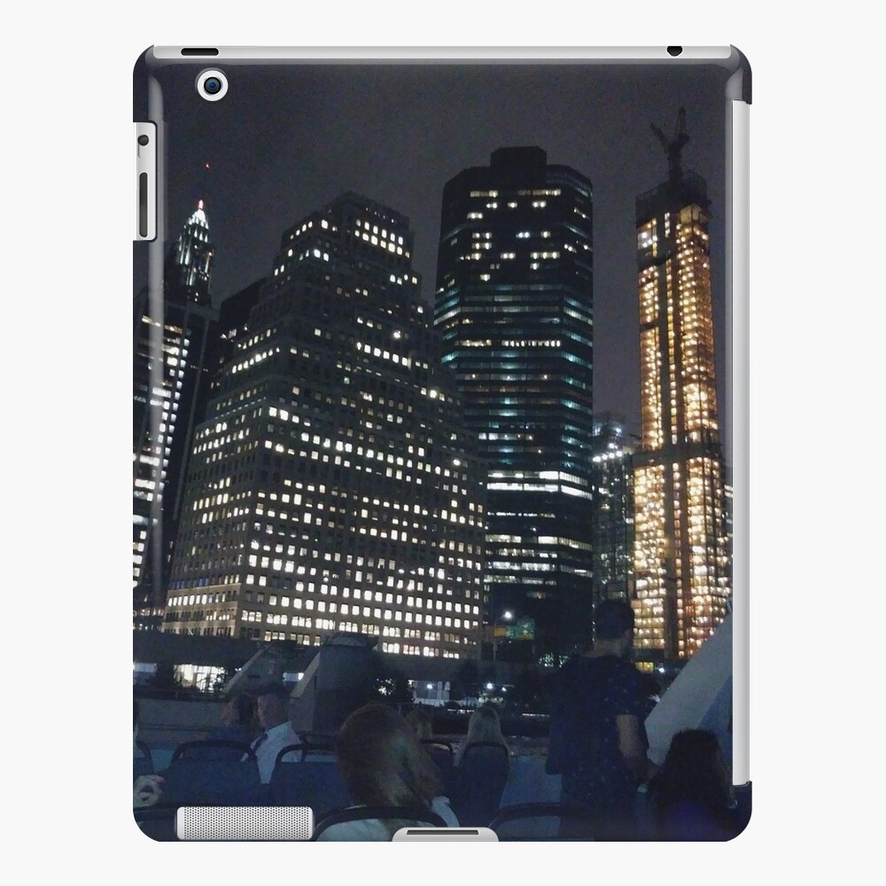 #skyscraper #city #architecture #business #cityscape #tallest #office #finance #dusk #tower #modern #sky #outdoors #horizontal # #colorimage #copyspace #builtstructure #downtowndistrict #urbanskyline  iPad Case & Skin