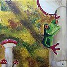 « Cache Cache » par Maminou61