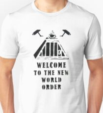 New World Order T-Shirt