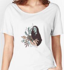 el mal querer Camiseta ancha para mujer