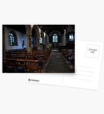 St. Marwenne church Postcards
