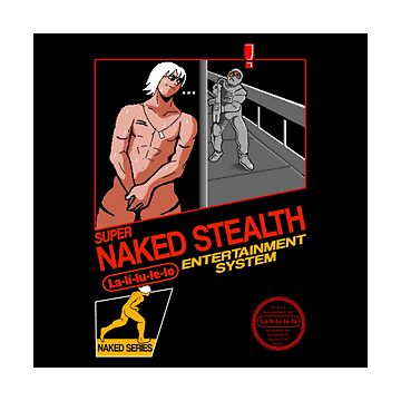 Naked Stealth by SoloRobo