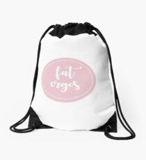 Fat Ergos Drawstring Bag