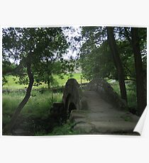 Pack-Horse Bridge Poster