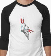 d2cc46a7e31 gucci mane ice cream face tattoo Brrrr Classic T-Shirt. brrr ice cream  Men s Baseball ¾ T-Shirt