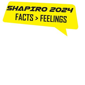 SHAPIRO 2024 by WorldOfTeesUSA