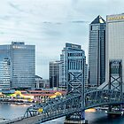 Jacksonville Blue Hour by Kay Brewer