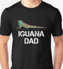 Iguana Dad Unisex T-Shirt