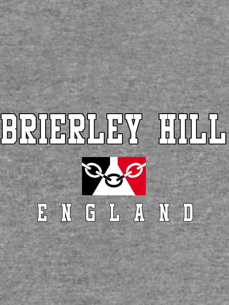 Brierley Hill - Black Country Flag by danbadgeruk