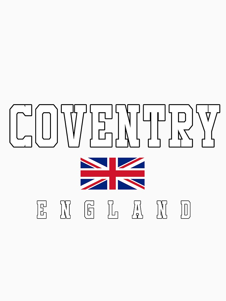 Coventry - Union Jack by danbadgeruk