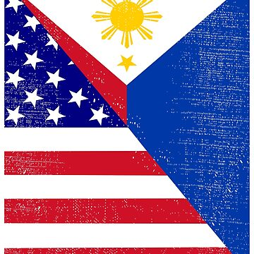 Filipino American Flag by EthosWear