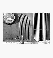 68 Years Ago Photographic Print